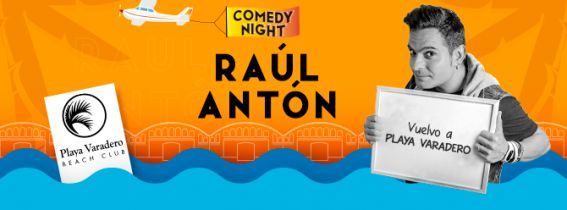 RAÚL ANTÓN - COMEDY NIGHT GANDIA