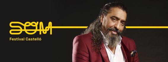 "EL CIGALA ""CANTA A MÉXICO"" EN CONCIERTO SOM Festival Castelló"