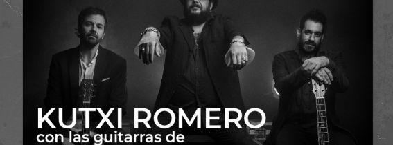 Concierto Kutxi Romero (MAREA) 22 de ENERO -Nits Acústiques-
