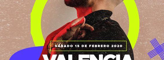 Concierto Zetazen Valencia 2020