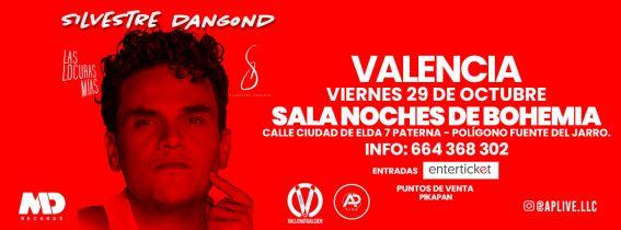 Silvestre Dangond en Valencia