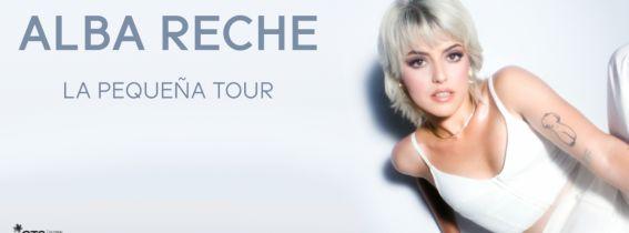 ALBA RECHE LA PEQUEÑA TOUR VALENCIA