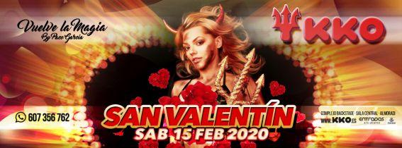 KKO San Valentín
