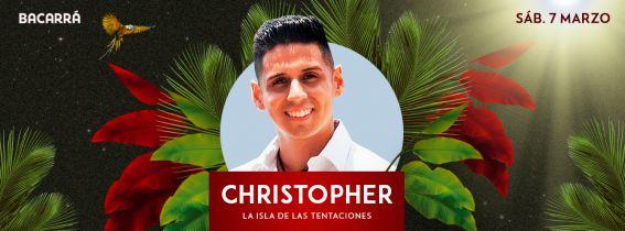 CHRISTOPHER - 7 DE MARZO