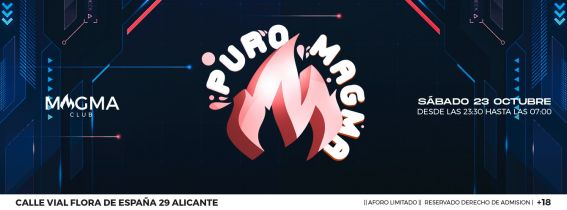 PURO MAGMA (Sábado)