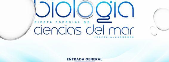 FIESTA DE BIOLOGIA Y CC DEL MAR