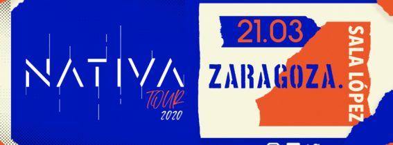 Concierto Nativa Zaragoza