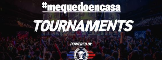#MEQUEDOENCASA - TOURNAMENTS - OMEGA WORLD GAMES