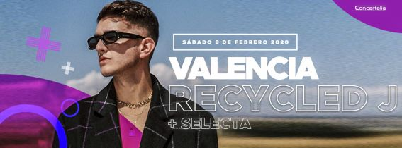 Recycled J Valencia
