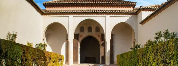 "Ruta conociendo ""La Alcazaba: una fortaleza inexpugnable"""