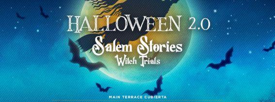 SÁBADO 30 de OCTUBRE - Halloween 2.0