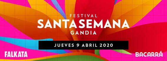 JUEVES / FESTIVAL SANTA SEMANA GANDIA (FALKATA-BACARRA)