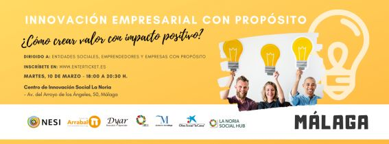Innovación Empresarial con Propósito, en Málaga