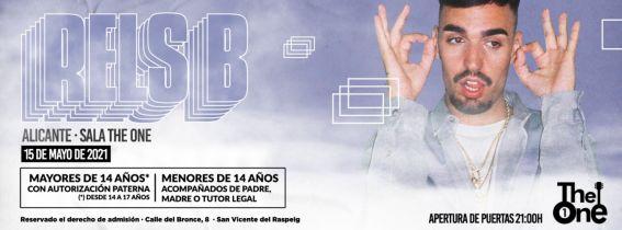 Concierto Rels B Alicante 2021