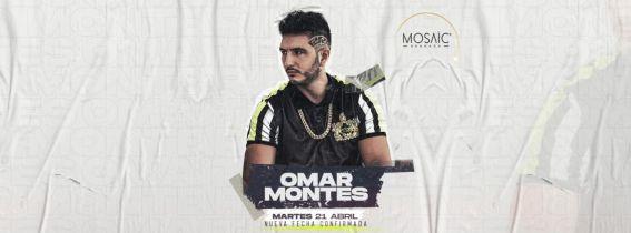 OMAR MONTES by Pa La Calle @Mosaic Granada