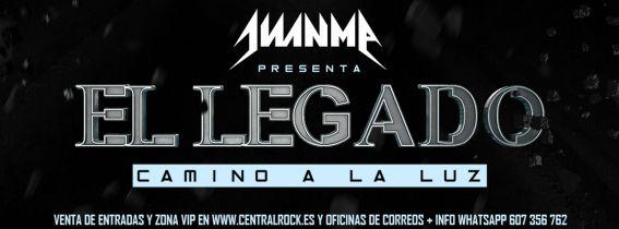 Juanma presenta EL LEGADO