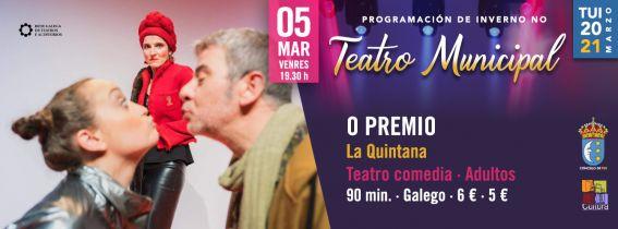 """La Quintana con """"O Premio"""""""
