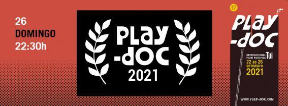 PLAY-DOC FESTIVAL - PROXECCIÓN PREMIADO – LONGAMETRAXE