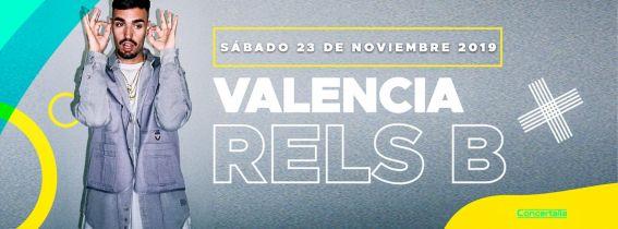 Concierto RELS B Valencia