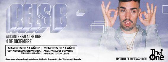 Concierto Rels B Alicante 2020
