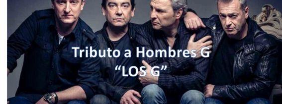"""Concierto Tributo a Hombres G """"Los G"""""""