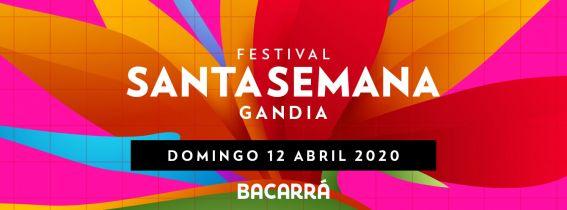 DOMINGO / FESTIVAL SANTA SEMANA GANDIA (PIMP FLACO)