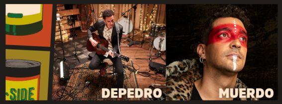 CONCIERTO DE DEPEDRO + MUERDO EN B SIDE FESTIVAL