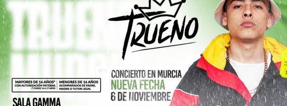 Concierto Trueno Murcia