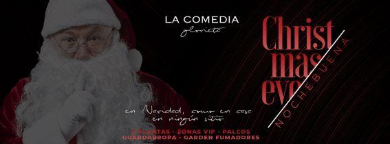 Nochebuena 2019 La Comedia