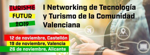 Turisme Futur 19. I Networking Tecnología y Turismo VLC