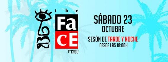 THE FACE by Caco