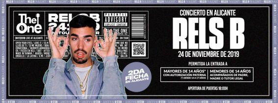 2a Fecha - Concierto Rels B Alicante 2019