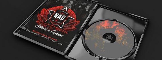 PRE-ORDER DVD ADEUS E GRAZAS, NAO