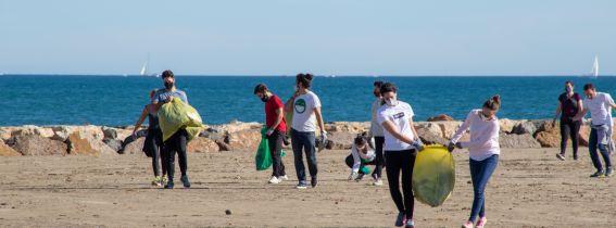 Limpieza de Playa - MELIANA
