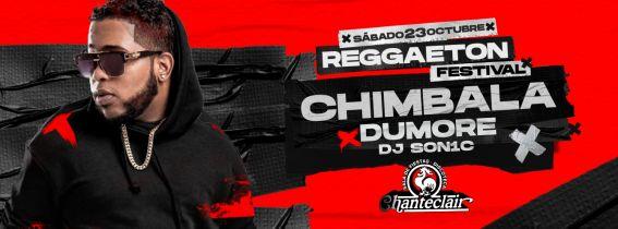 "Chimbala ""Reggaeton Festival"""