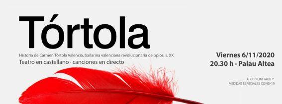 Tórtola (teatro en castellano)