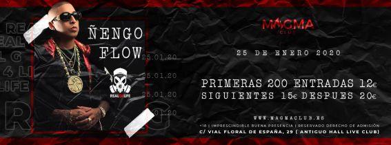 Clásicos del Reggaeton: Ñengo Flow Alicante