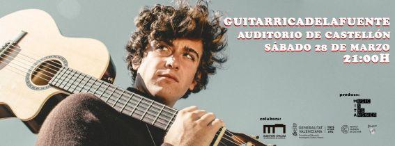 Concierto Guitarricadelafuente Castellón