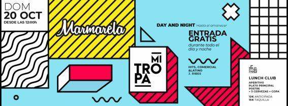 'MI TROPA' #DomingosMarmarela