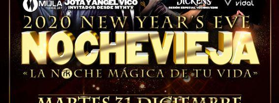 Nochevieja Noisse Discoteca 2019