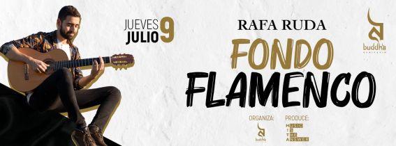 FONDO FLAMENCO EN CONCIERTO (Rafa Ruda)