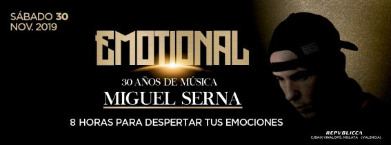 EMOTIONAL by MIGUEL SERNA