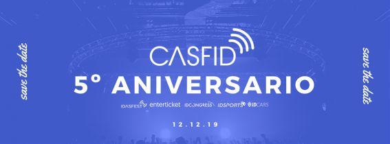 Inauguración Headquarters + 5º Aniversario CASFID