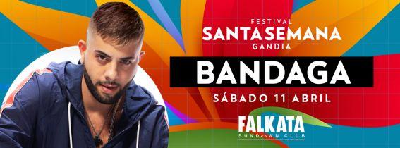 SABADO TARDE BANDAGA  / FESTIVAL SANTA SEMANA GANDIA (FALKATA SUNDOWN)