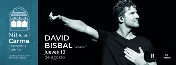 DAVID BISBAL  -Conciertos Intimos-
