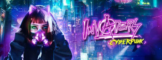 "Invaders ""Cyberpunk"""