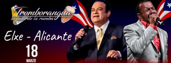 Luisito Carrión & Tony Vega | Live in Elxe