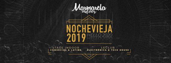 Nochevieja Marmarela 2019