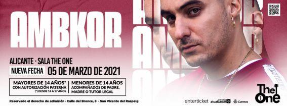Concierto Ambkor Alicante 2021