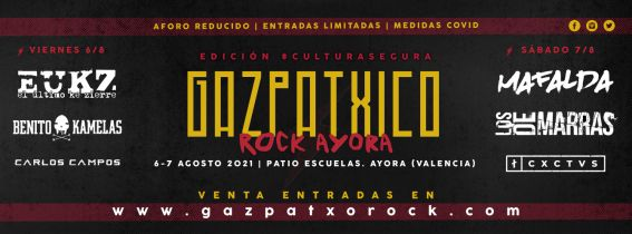 GAZPATXICO ROCK